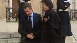 Николя Саркозӣ дар заминаи пулгирӣ аз Муаммар Қаззофӣ бозпурсӣ мешавад