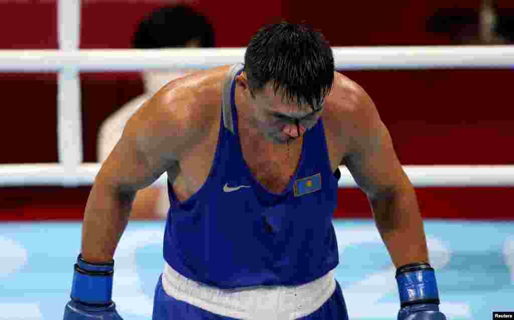 Бронза Кункабаева — четвертая в копилке национальной сборной Казахстана. Ранее бронзовые медали выиграли дзюдоистЕлдос Сметов, тяжелоатлетыЗульфия ЧиншанлоиИгорь Сон. Золотых и серебряных медалей в активе сборной нет