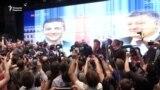 Украинадаги президент сайловида Владимир Зеленский ғалаба қозонди