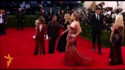 Madonna, Beyonce we beýlekiler sergä gatnaşdy