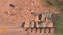 Shelling Continues Near Turkish-Syrian Border