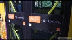 Անհասանելի Wi-Fi Երեւանի ավտոբուսներում