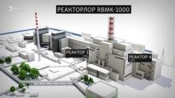 Чернобыл апааты эмнеден болгон?