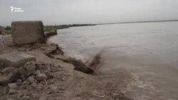 Туркмены на севере Афганистана пострадали от паводка