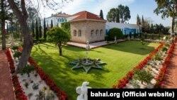 آرامگاه بهاءالله و باغ پیرامونی آن در عکا، اسرائیل