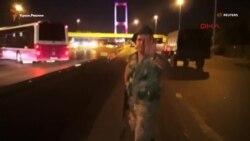 Попытка военного захвата власти в Турции (видео)