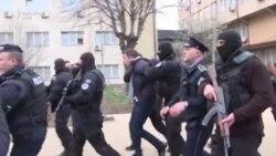 Gjuriq dërgohet në stacionin policor në Prishtinë