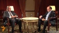 Эксклюзивное интервью с кандидатом в президенты Армении Раффи Ованнисяном
