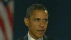 U.S. Election -- Obama Wins U.S. Presidency
