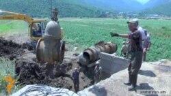 Հրազդանի ցեմենտի գործարանը երեք գյուղերի զրկել է ոռոգման ջրից