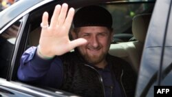 Ramzan Kadyrov virtually inherited the post of head of Chechnya from his father.