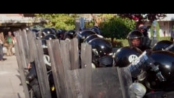 Desetine uhapšenih u neredima u Prištini