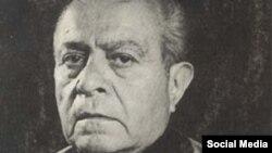Түркиялык акын Ахмед Ариф (1917–1991).
