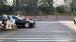 Лукашенко ба таври ногаҳонӣ ҳамчун президент савганд хӯрд