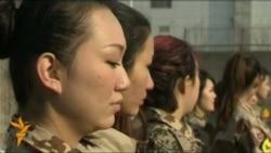 Қытайдағы оққағар әйелдер