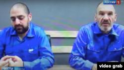 Заарештовані в Лівії росіяни: перекладач Самер Суейфан (ліворуч) та політтехнолог Максим Шугалєй (праворуч)