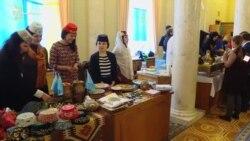 В Верховной Раде провели благотворительную акцию для крымчан (видео)
