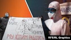 Низка мерів українських міст заявили про свою незгоду з урядом та відмовляються відправляти свої міста на карантин вихідного дня. Головний аргумент – втрата заробітку громадян