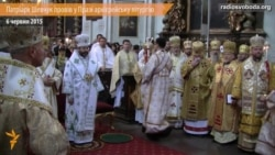 Патріарх УГКЦ у Празі закликав молитися за Україну