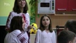 Прага дарує чеське Різдво дітям загиблих українських воїнів (відео)
