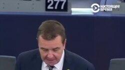Арест Сенцова – пропагандистский трюк Путина – депутат Европарламента (видео)