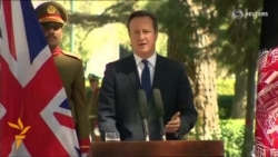 Cameron Makes Unannounced Afghan Visit