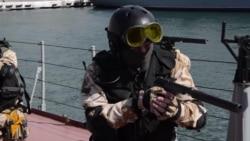 На фрегаті «Гетьман Сагайдачний» завершилася підготовка до антипіратських операцій