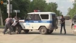 """Ақтөбедегі """"діни радикалдармен"""" атыс"""