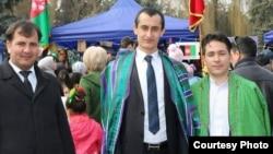 Мухаммад Исмаил Кайымогли (ортодо), Бишкек шаары, архивдик сүрөт