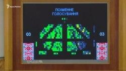 Верховна Рада затвердила фінансування кримських телеканалів