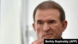 Ukrainian lawmaker Viktor Medvedchuk