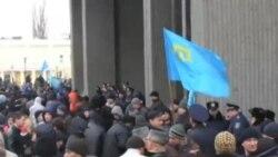 Кырымтатарлар Украинаның бербөтенлеген яклый