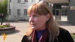 Натальля Данькова пра крымінальную справу свайго мужа Юрыя Данькова