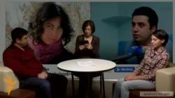 Ֆեյսբուքյան ասուլիս Ալեն Սիմոնյանի և Լենա Նազարյանի հետ