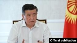Сооронбой Ҷеенбеков