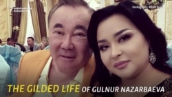 The High-Living Sister-In-Law Of Nursultan Nazarbaev