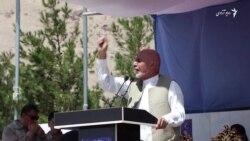 وعده های انتخاباتی اشرف غنی به هراتیان