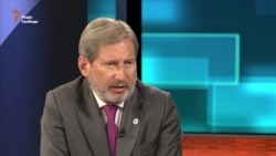 Комісар ЄС: Україні все під силу, коли президент, Рада і уряд діють спільно (відео)