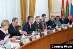 Dialog la Tiraspol