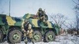 Военные учения в Приднестровье, январь, 2021