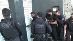Dok broj umrlih raste, policija u Brazilu rastura ilegalne žurke