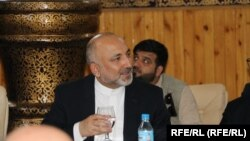 حنیف اتمر، وزیر خارجۀ افغانستان