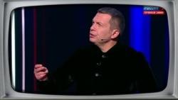 Російські пропагандисти намагаються говорити українською