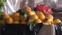 В Таджикистане лимоны подешевели в два раза