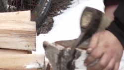 На севере жалуются на дороговизну дров