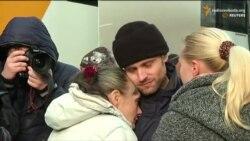 Четверта хвиля мобілізації: у Києві проводжали мобілізованих