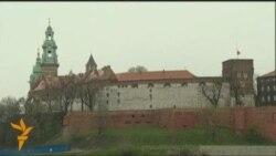 Польша президенты Краков сараенда җирләнде