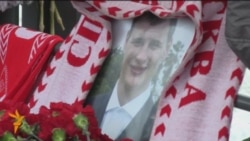 Russians Mark Football Fan's Death