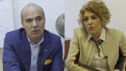Carmen Avram și Rareș Bogdan despre cum lași jurnalismul pentru un post de europarlamentar