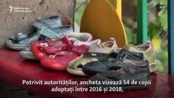 Schemă de trafic cu copii, investigată în Armenia